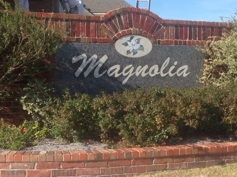 magnolia-granite-sign